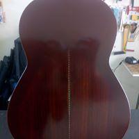 Classic Guitar Guitar Body Repair Από Επιδιόρθωση Σπασίματος / Refinishing 2